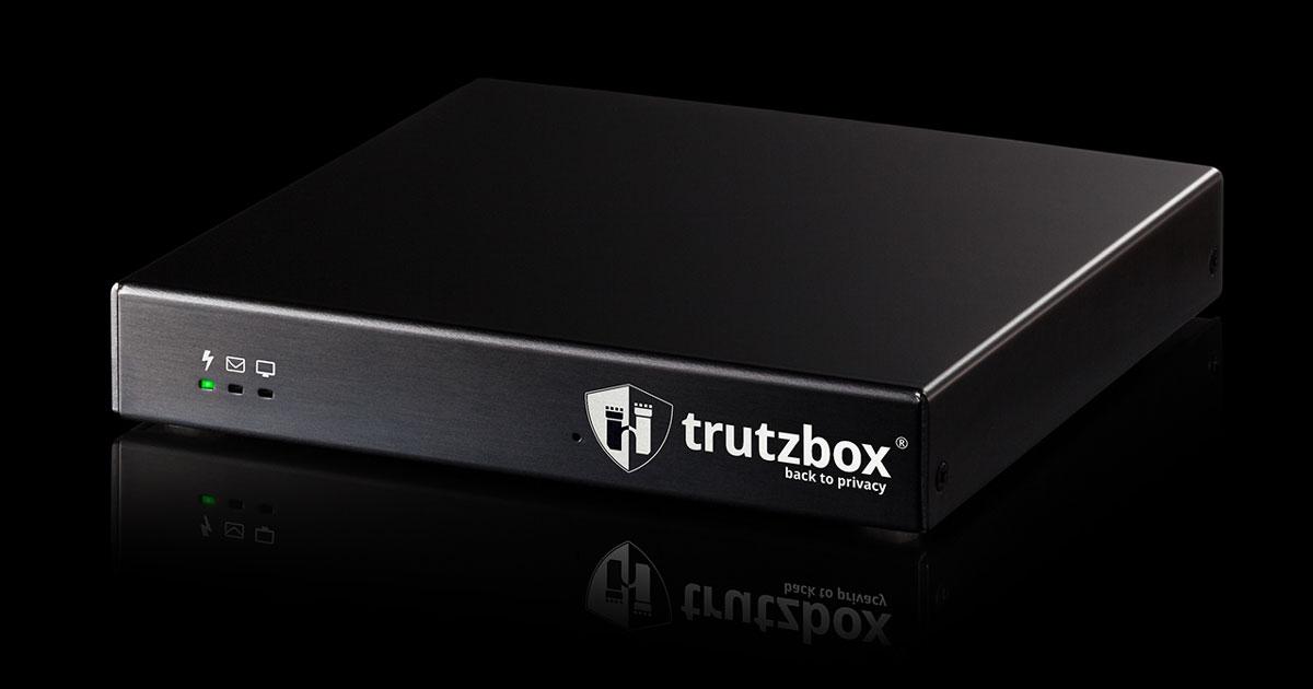 Trutzbox im Test bei PC-Magazin Online