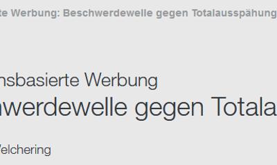 """10.06.2019 ZDF berichtet über """"Verhaltensbasierte Werbung"""" und wie dabei zur Tracking-Analyse die Trutzbox eingesetzt wird"""