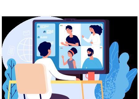 Videokonferenzen mit Datenschutz: Trutzbox