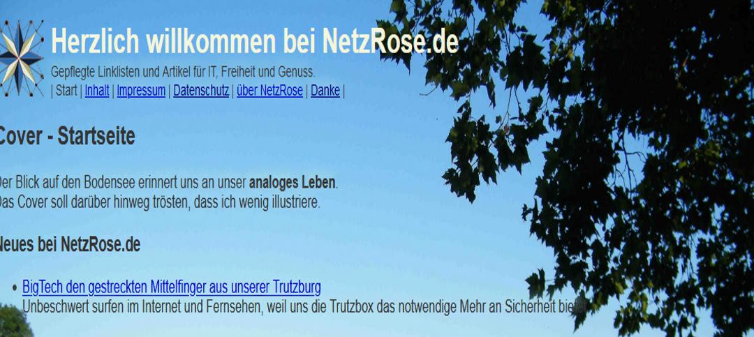 """Comidio freut sich über die positive Reaktion von """"NetzRose.de"""""""